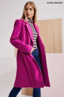 e7c46a431f85 Womens Pink Coats | Pink Trench & Belted Coats | Next AU