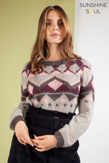 Sunshine Soul Knit Jumper