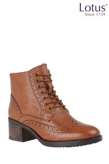 Lotus Casual Comfort Ankle Boots