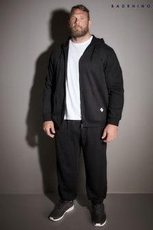 Bad Rhino Basic Full Zip Sweatshirt Hoodie
