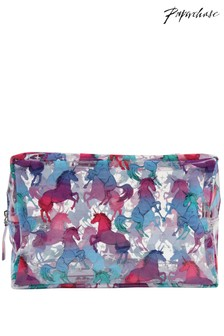 Paperchase Unicorn Wash Bag