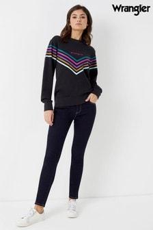 Wrangler Body Bespoke High Rise Jeans