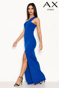 AX Paris One Shoulder Maxi Dress