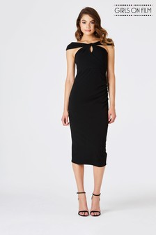 Girls On Film Bodycon Dress