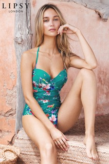 Lipsy Floral Swimsuit