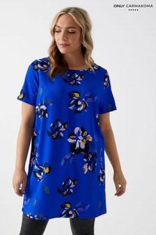 Only Carmakoma Curve Short Sleeve Dress