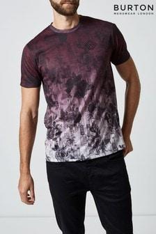 Burton Floral Fade T-Shirt