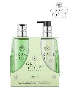 Grace Cole Grapefruit, Lime & Mint Body Care Duo 300ml