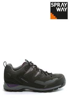 Sprayway Grey Oxna Low Womens HydroDRY Shoes