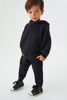Oversized Hoodie And Joggers (3mths-7yrs)