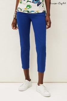 Phase Eight Blue Ramona Straight Leg Jeans