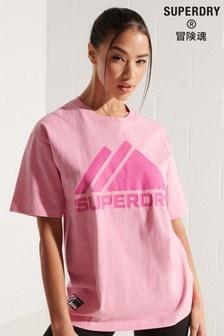 Superdry Mountain Sport Mono T-Shirt