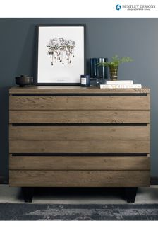 Tivoli Weathered 3 Drawer Chest by Bentley Design