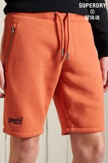 Superdry Orange Label Classic Jersey Shorts