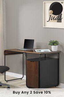 Manhattan Cabinet Tube Desk By Jual