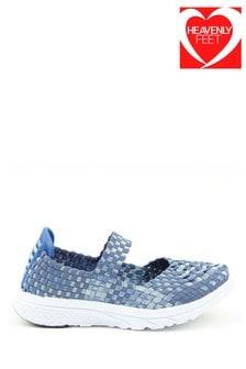 Heavenly Feet Amethyst Ladies Ath-Leisure Shoes