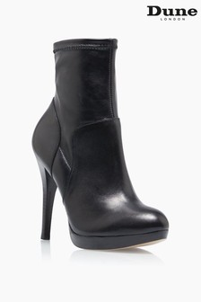 Orlene Stiletto Heel Stretch Ankle Boots