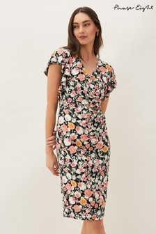 Phase Eight Maisie Floral Jersey Dress
