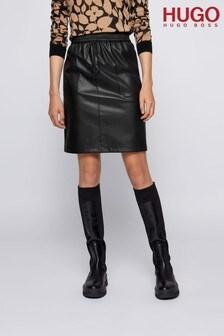 BOSS Vajogy Knee-Length Skirt