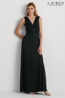 Lauren Ralph Lauren Torrie Long Evening Dress