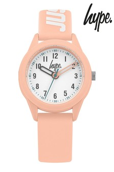 Hype. Baby Pink Justhype Kids Watch