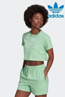 adidas Adicolor Essentials Crop Top