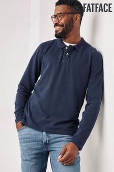 FatFace Gower Pique Polo Shirt