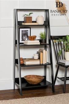 Banbury Designs Ladder Bookshelf