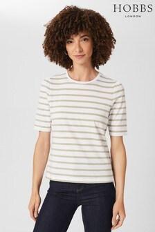 Hobbs Eva Puff Sleeve T-Shirt