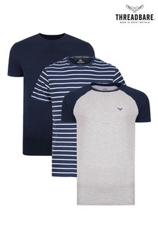 Threadbare T-Shirts Pack Of 3