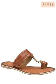 Ravel Toe Loop Sandal