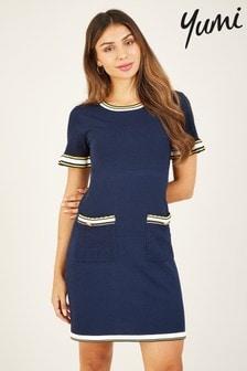 Yumi Knitted 'Neelam' Tunic Dress