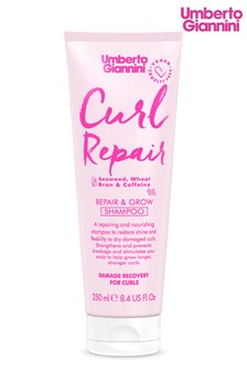 Umberto Giannini Curl Repair & Grow Shampoo 250ml