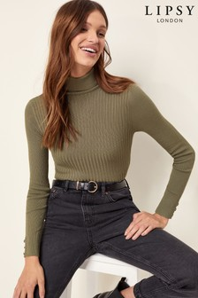 Lipsy Knitted Roll Neck Jumper