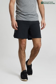 Mountain Warehouse Motion Mens 2 in 1 Active Running Shorts