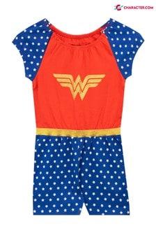 Character DC Comics Kids Wonder Woman Playsuit