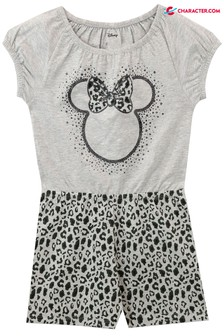 Character Disney Kids Minnie Mouse Playsuit