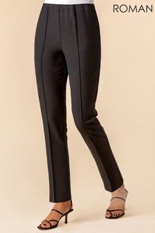 Roman Soft Jersey Tapered Trouser