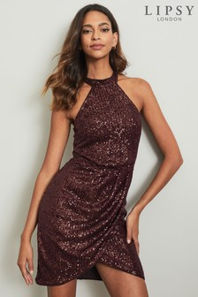 Lipsy Halterneck Dress