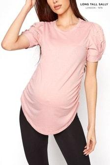 Long Tall Sally Pearl Sleeve Top