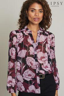 Lipsy Grandad Collar Shirt