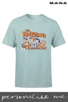 Official The Flintstones Unisex T-Shirt by MANA