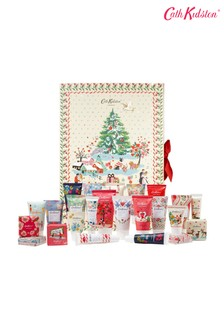 Cath Kidston Shine Bright Advent Calendar (with 24 luxury bath & body treats)