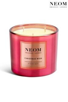NEOM Christmas Wish 3 Wick Candle