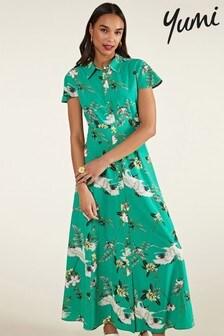 Yumi Bird 'Audrey' Maxi Dress