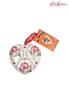 Cath Kidston Keep Kind Heart Soap (100g) in an embossed Heart Tin