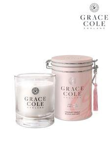 Grace Cole Wild Fig & Pink Cedar Candle 200g