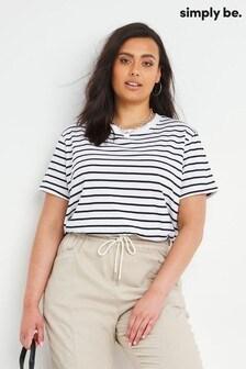 Simply Be Split Hem Shirt