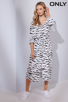 Only Long Sleeve Woven Dress