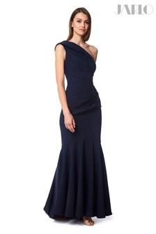 Jarlo Fishtail Maxi Dress